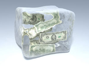 frozen-funds