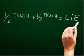 half-truth
