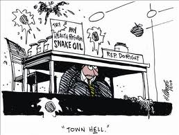 town hell
