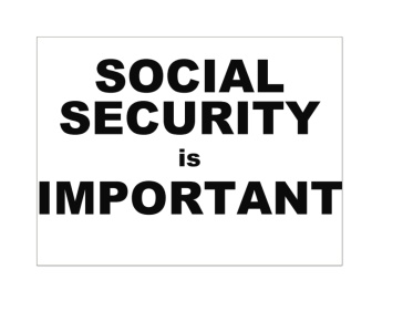 Social Security Is Important