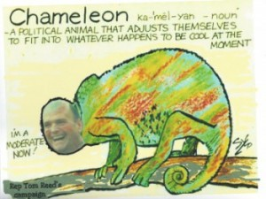 Tom Chameleon