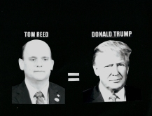 Reed equals Trump copy
