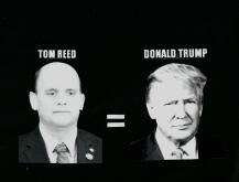 Reed equals Trump copy