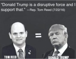 Trump is a disruptive force2