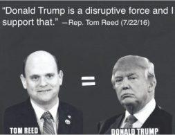 Trump is a disruptive force2