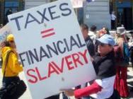 tax slaves